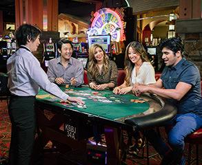 River rock blackjack bidet escamotable sur roulettes