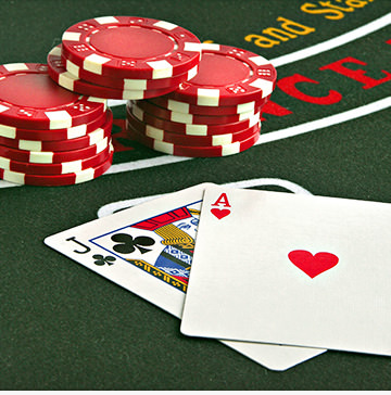 Blackjack - River Rock Casino Resort