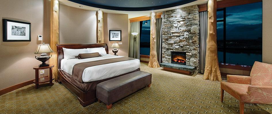 The Presidential Suite River Rock Casino Resort