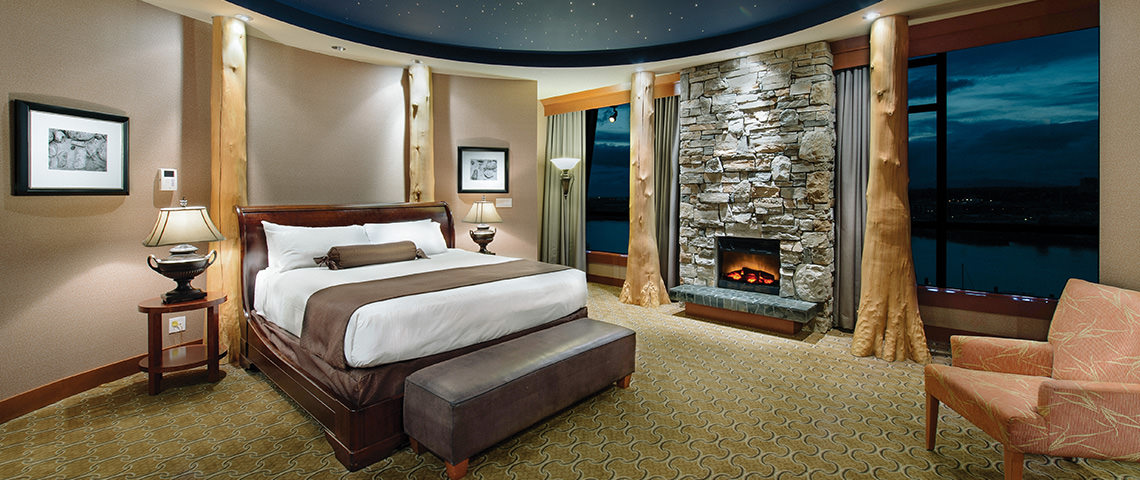 River Rock Hotel Restaurants