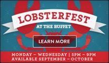 Lobsterfest Promo