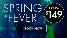 Spring Fever – Offer Extended to May 31!