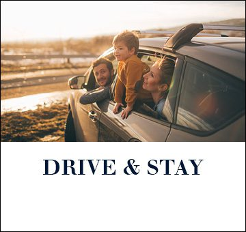 Drive & Stay Hotel Package