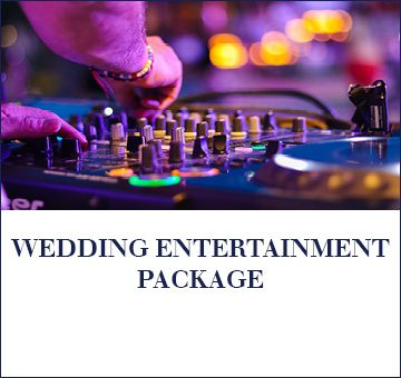 Wedding Entertainment Package