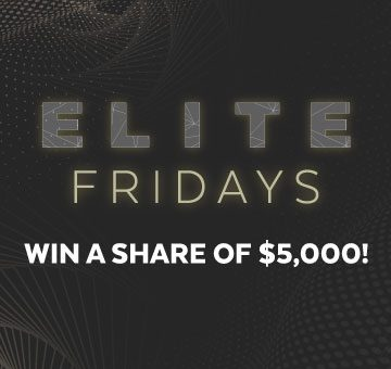Elite Fridays - starts July 5th at River Rock Casino Resort