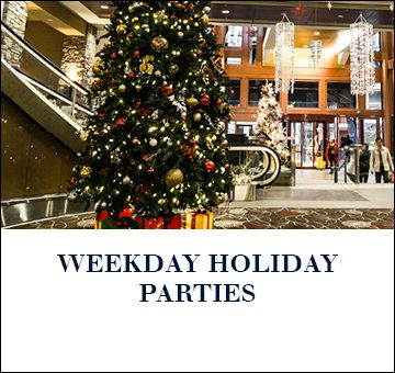 Book Your Weekday Holiday Party and Receive A Complimentary Offer! - River Rock Casino Resort - Richmond BC